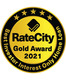 Rate City 2021 award for best investor