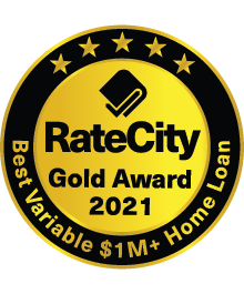 Rate City 2021 award for best variable
