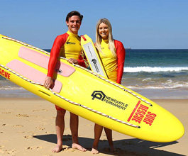 Surf life savers