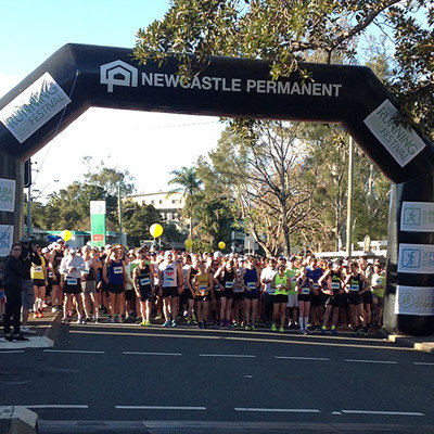 newcastle permanent lake macquarie running festival august 2016