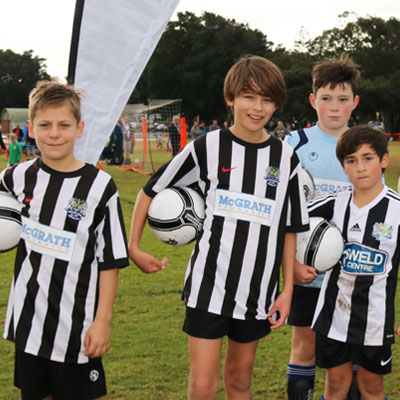 Newcastle Permanent Junior Football