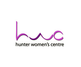 Hunter womens centre logo