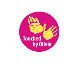 Touched by olivia logo