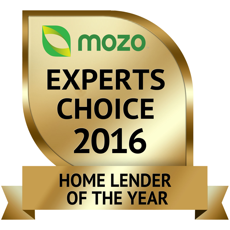mozo home lender of the year award
