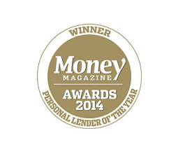 Personal Lender of the year 2014 award icon