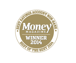 Best Savings Account Non Bank award icon 2014