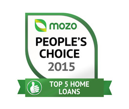 Mozo Peoples Choice Top 5 home loan award