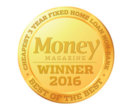 3 year fixed home loan award