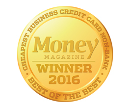 Business credit card award