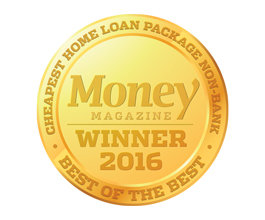 Best home loan package award